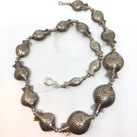 girocollo persciolini in argento